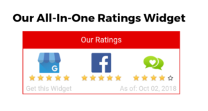 Get your All-In-One Ratings Widget