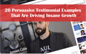 Testimonial Examples for Growth from VocalReferences