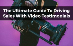 Video Testimonials made easy with VocalReferences